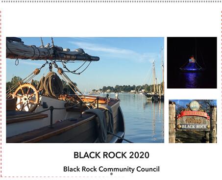 2020 Black Rock Calendar