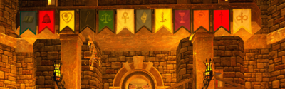 Banner Quest set of all 12 - Shroud of the Avatar