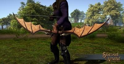 Dragon Longbow - Shroud of the Avatar