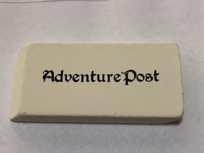 Adventure Post Eraser
