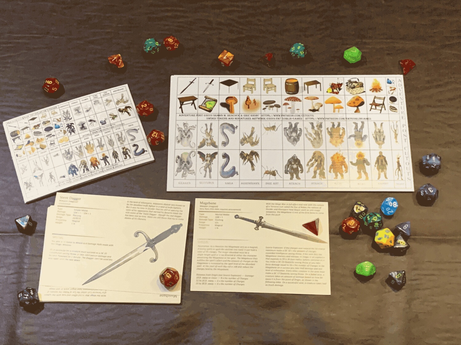 Adventure Post - Cutout Mailings #8 - 11-2019