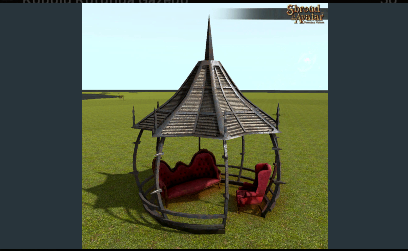 Kobold Rotunda Gazebo - Shroud of the Avatar