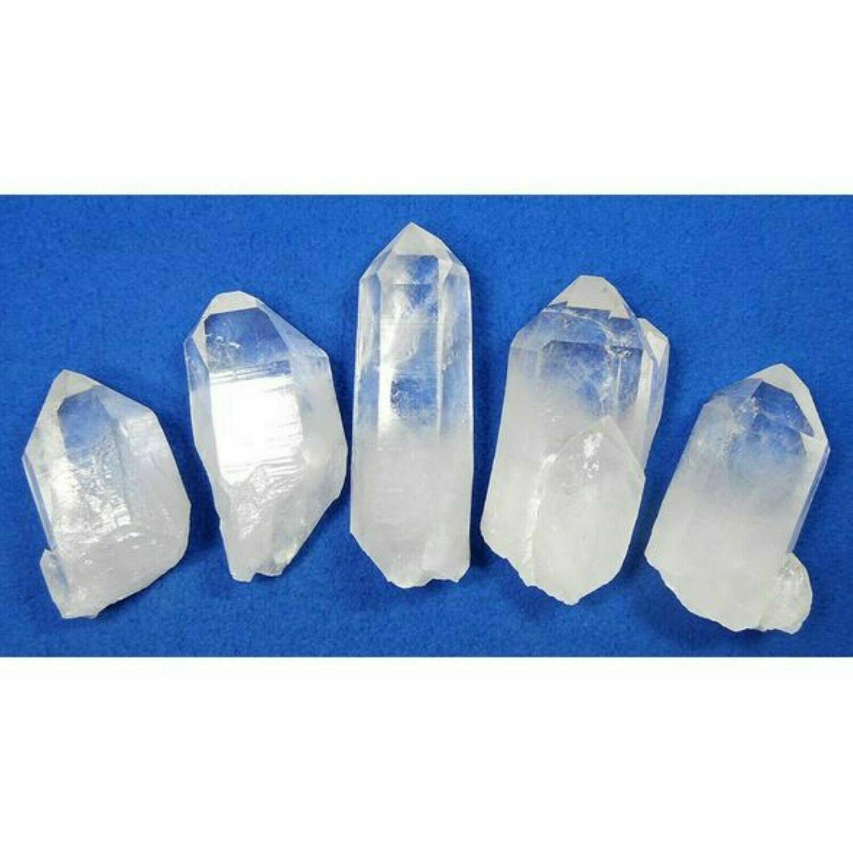 One Quartz Crystals 1.25-2.00 in