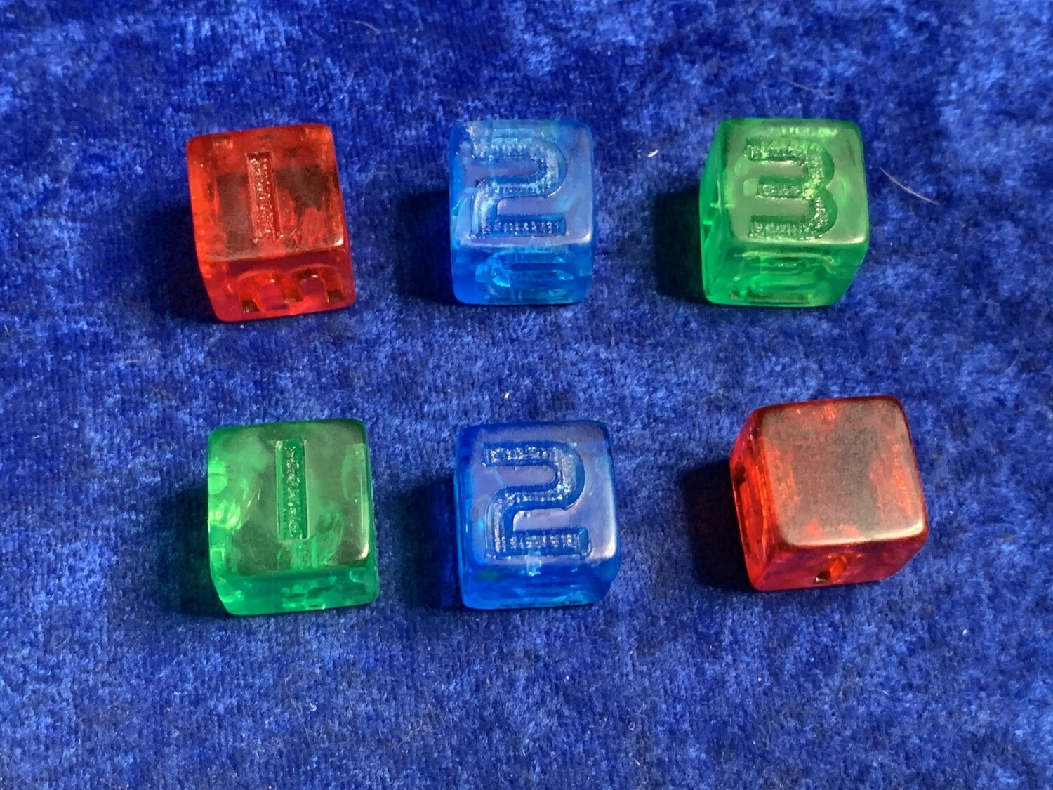 D3 or D2 Transparent D6 Six Sided Custom Engraved Die Gaming Tabletop RPG Roleplay Dice RPG CCG Board Counters Tokens Markers Coin Flipping