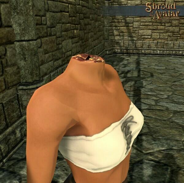 Headless Mask - Shroud of the Avatar