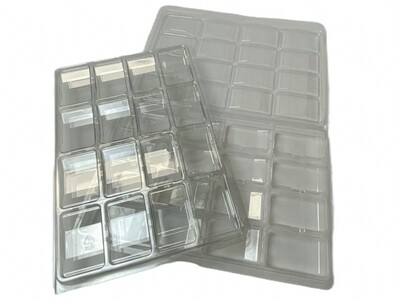 Plastic Counter Tray Gaming Accessory Tabletop RPG Roleplay Counters Markers