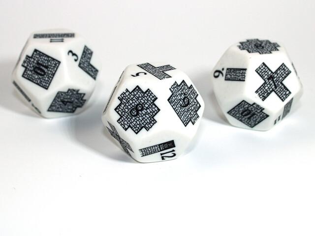 Dungeoneering D12 Custom Engraved RPG Gaming Die Roleplay Tabletop Dungeons