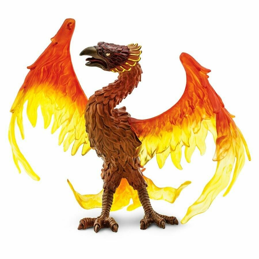 Phoenix 4.1 L x 5.65 W x 4.85 H Inches - Tabletop Gaming RPG Miniature Fantasy Figure Miniature Figurine Toy Creature Monster Mini