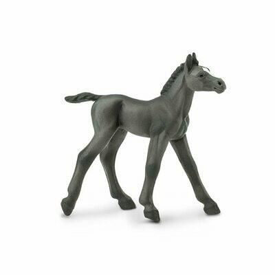 Arabian Foal 3.4 L x 1.05 W x 3.1 H Inches - Figurine Animal Nature Toy Mini Horse