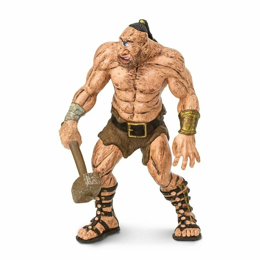 Cyclops 1.85 L x 3.05 W x 4.55 H Inches Miniature Toy Figurine RPG Tabletop