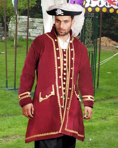 Captain Easton Coat