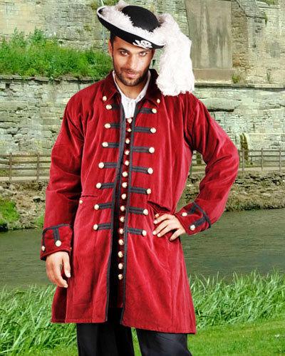 Captain Benjamin Coat
