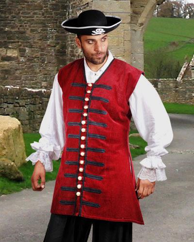 Captain England Vest