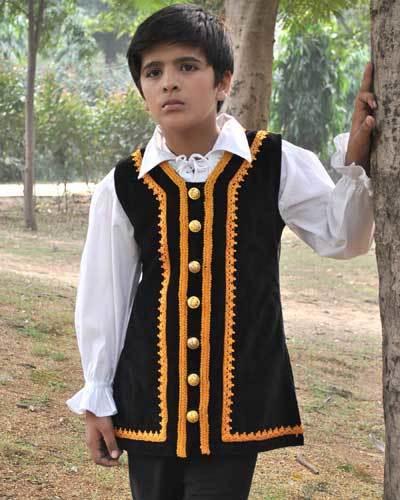 Kids Captain Jack Vest