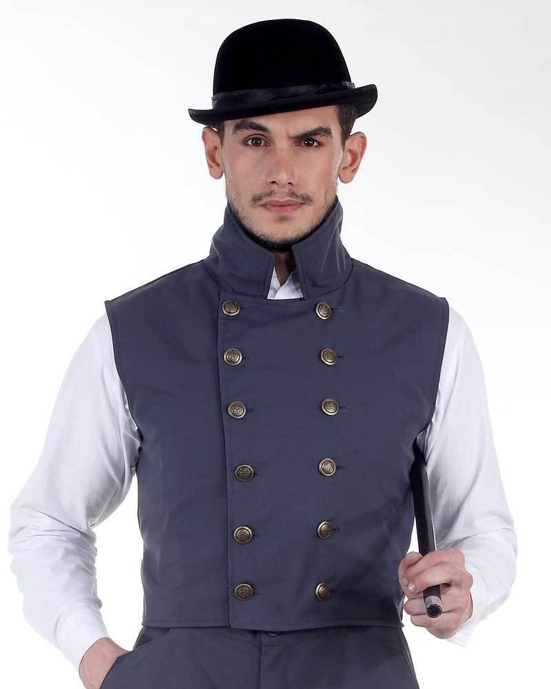 Herschel Grey Vest
