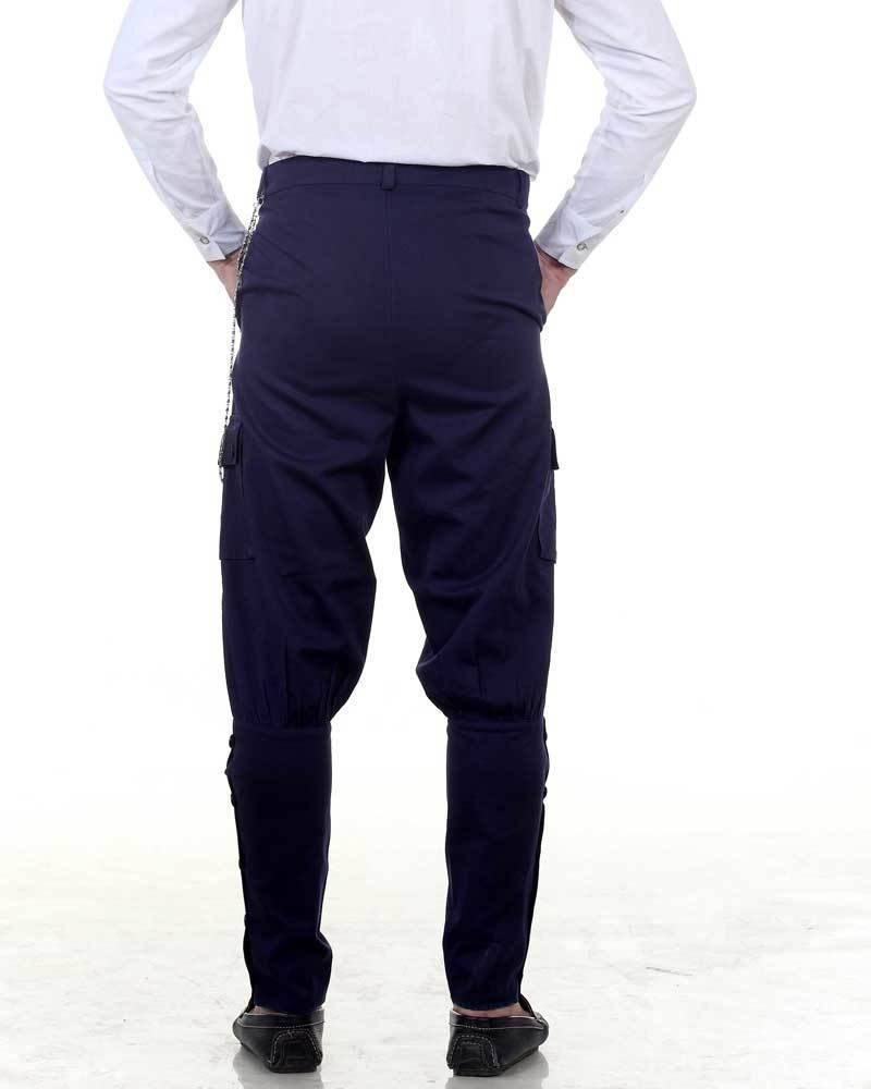 Airship Pants-Blue