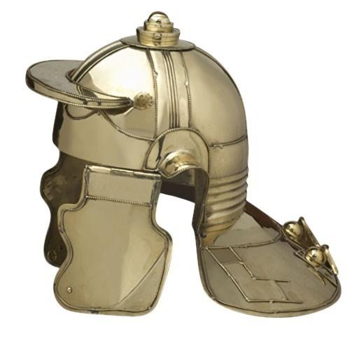 Italic H Niedermormter Helmet