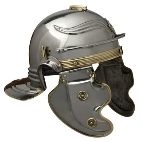 Gallic 'F' Roman Helmet