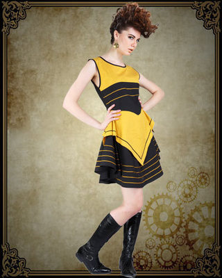 The Whitfield Overbust Corset