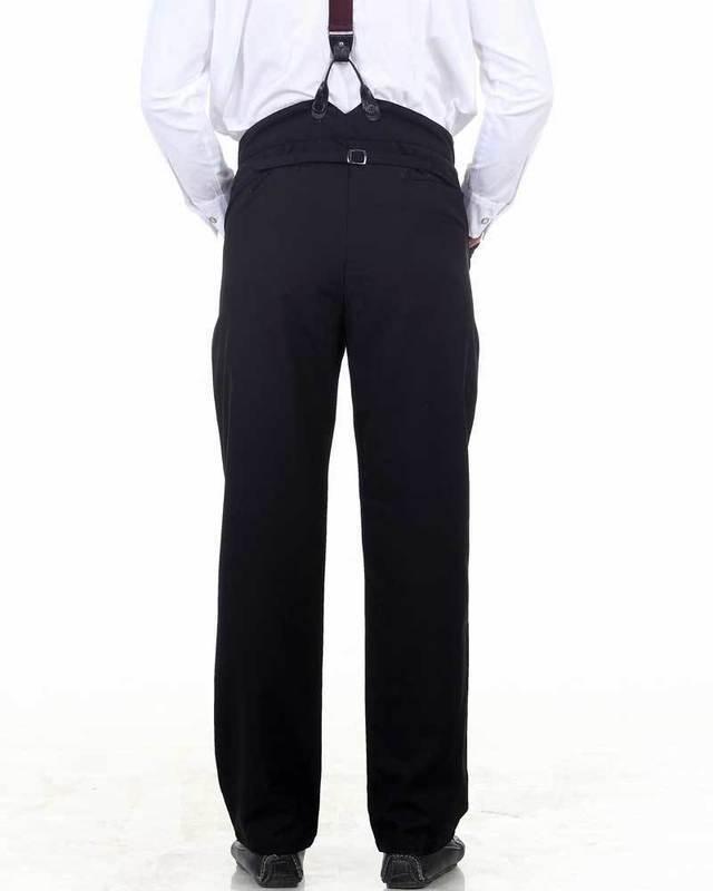 Classic Victorian Men's Trouser