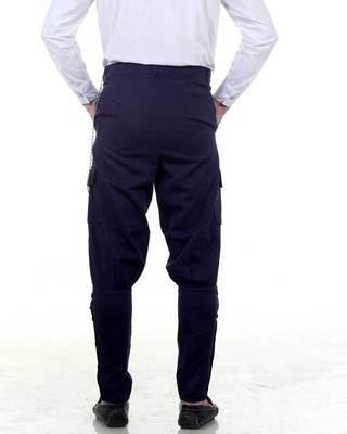Airship Pants-Blue