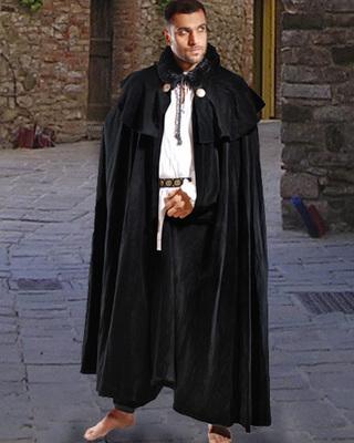 Manteau Cloak