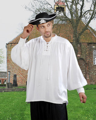 Cap'n Quincy Shirt