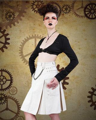 Mary Kingsley's Safari Skirt