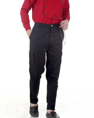 Airship Pants-Black