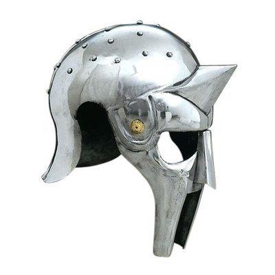 Gladiator Arena Helmet - Iron