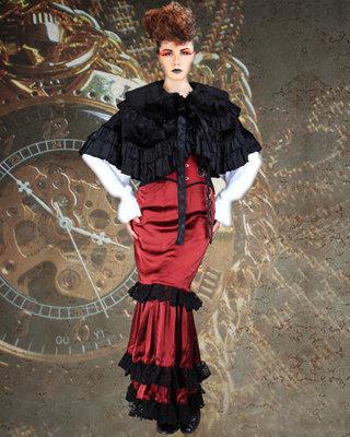 Countess Multi-Layered Shrug