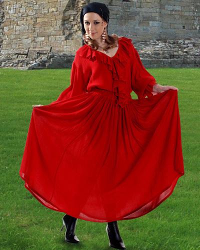 Grace O'Malley Skirt