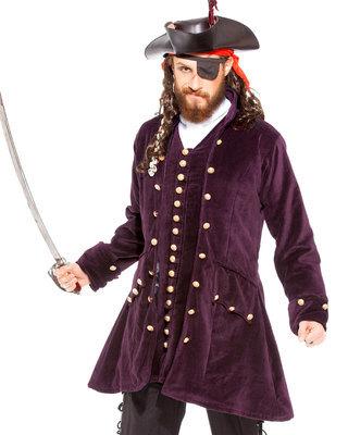 Captain Anstis Coat