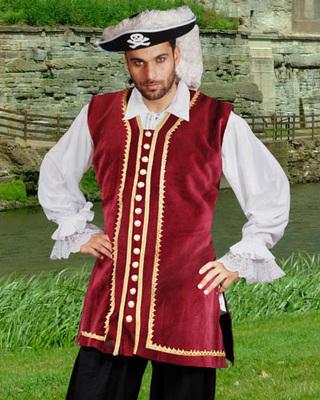 Captain Easton Vest