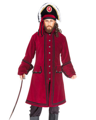 Captain Lowther Coat