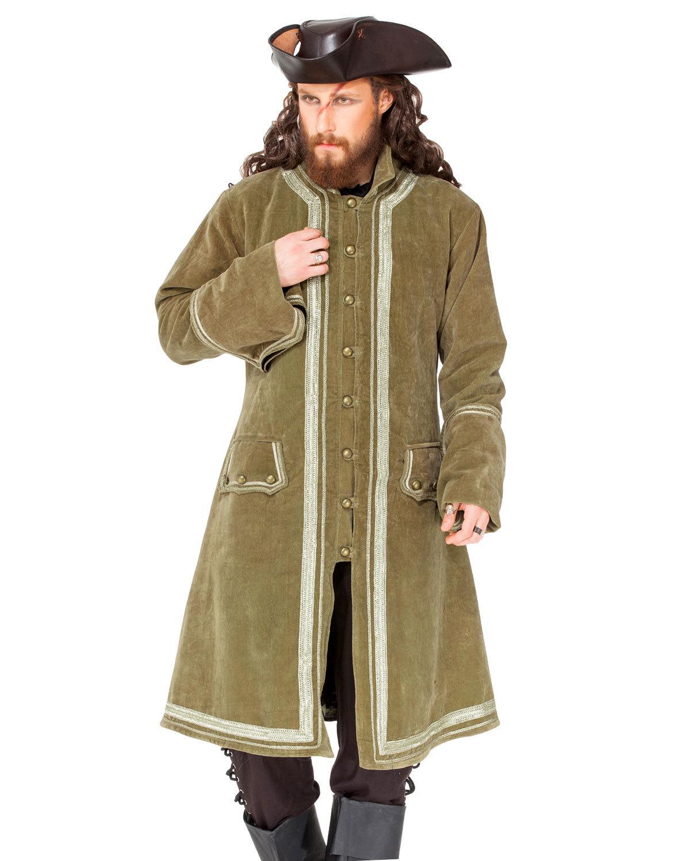 Captain Mings Coat