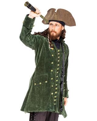 Captain Nathaniel Coat