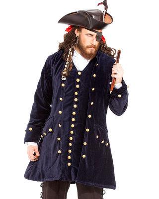 Captain Worley Coat