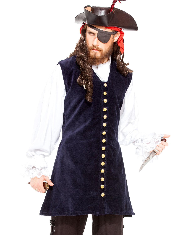 Captain Worley Vest