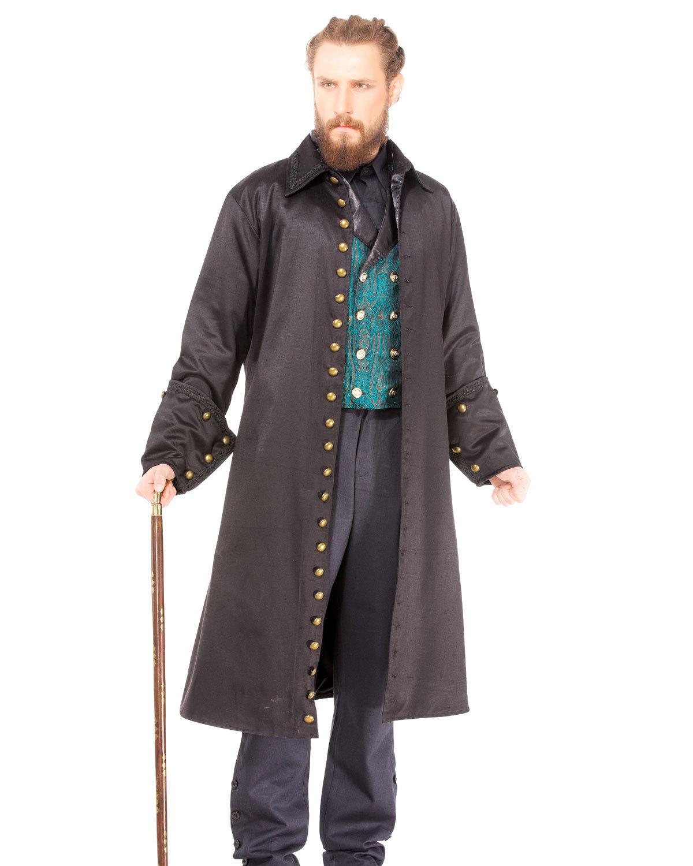 Black Vampire Coat