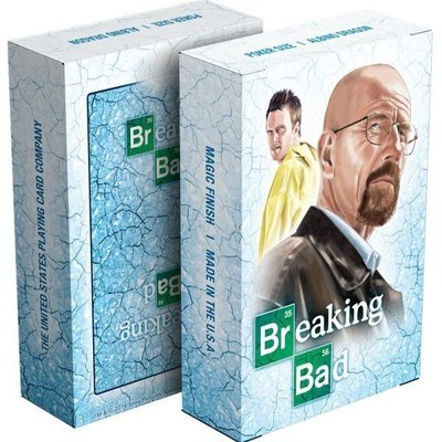 Breaking Bad – Blue Ice Playing Cards