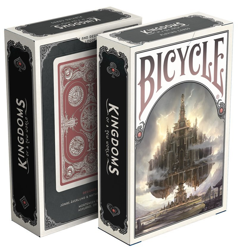 Kingdoms of a New World Playing Cards