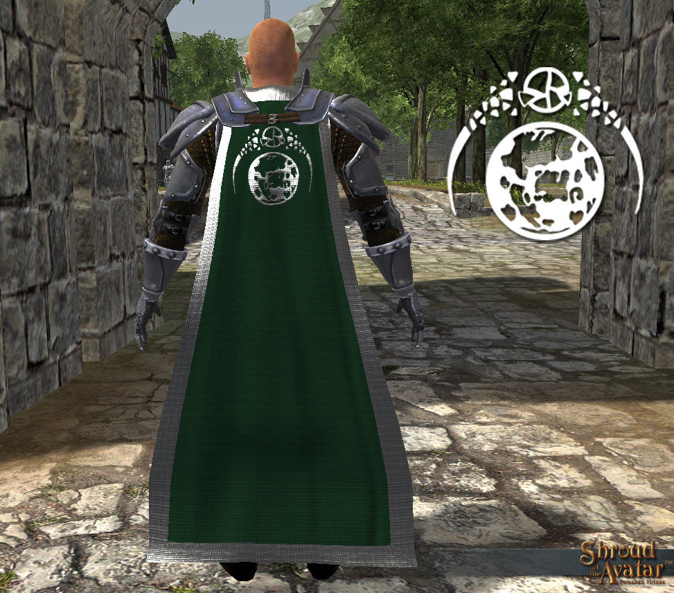 Benefactor's Cloak - Shroud of the Avatar