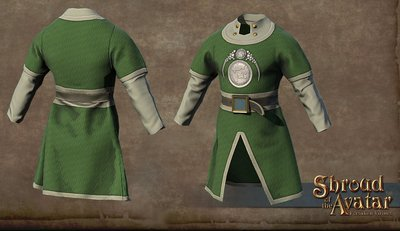 Benefactor's Cloth Tunic - Shroud of the Avatar