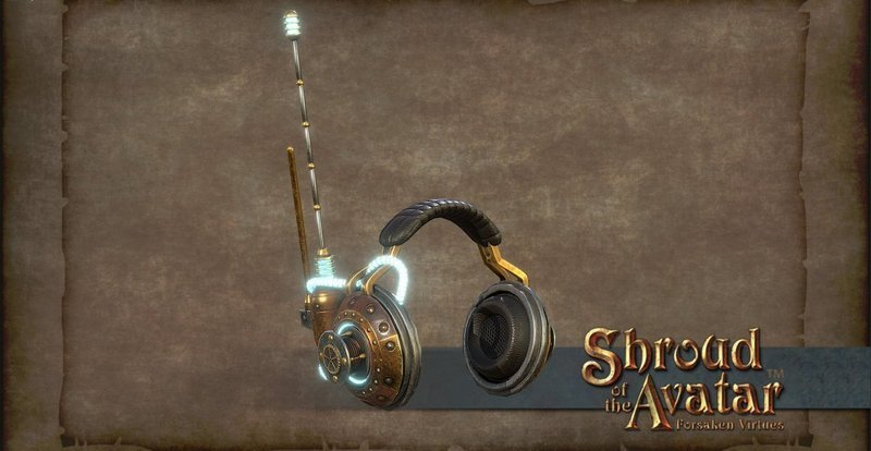 Portable Aether Vibration Amplifier - Shroud of the Avatar