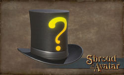 Question Stovepipe Hat - Shroud of the Avatar