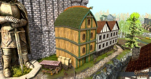 Viking Four-Story (Row Home) - Shroud of the Avatar