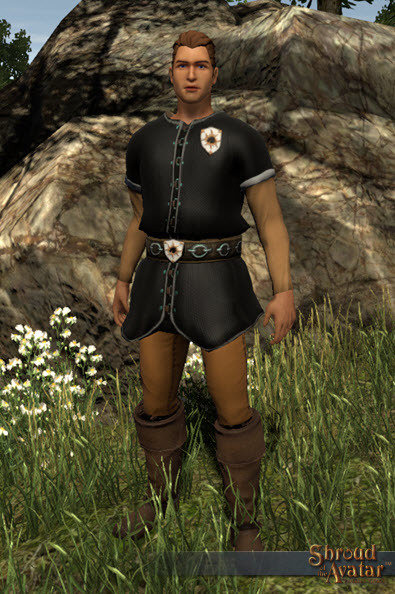 Royal Founder Cloth Tunic - Shroud of the Avatar