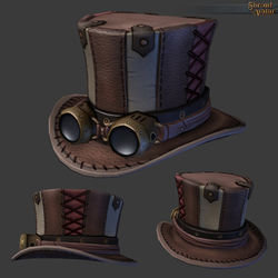 Steampunk Top Hat - Shroud of the Avatar