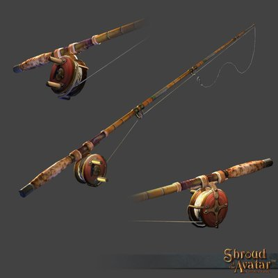 Fishing Rod of Prosperity - Shroud of the Avatar